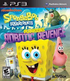 Robot Revenge PS3