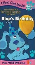 Blue'sBirthday1999FrontCover