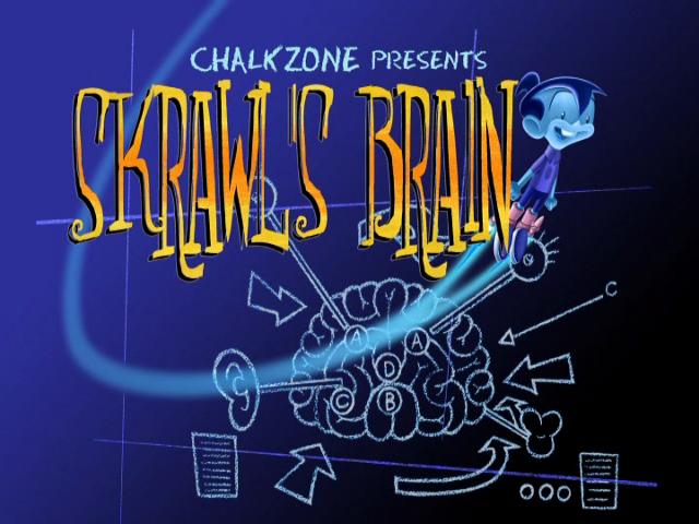 Skrawl S Brain Nickelodeon Fandom Powered By Wikia