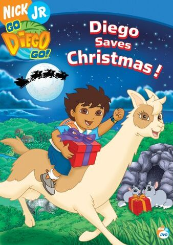 File:Go Diego Go! Diego Saves Christmas! DVD.jpg