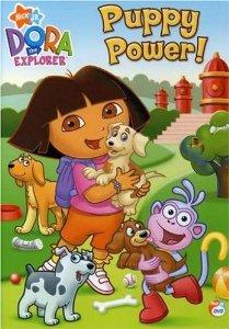 File:Dora The Explorer Puppy Power! DVD.jpg