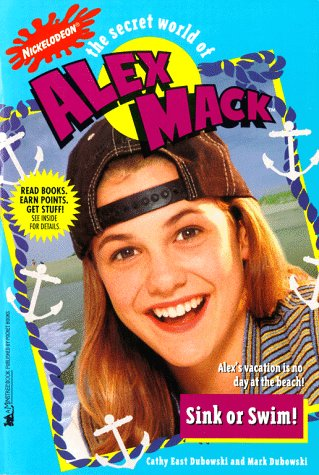 File:The Secret World of Alex Mack Sink or Swim! Book.jpg