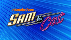Sam & Cat Title Screen