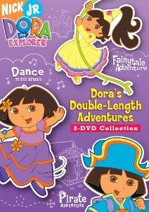 File:Dora the Explorer Dora's Double-Length Adventures DVD.jpg
