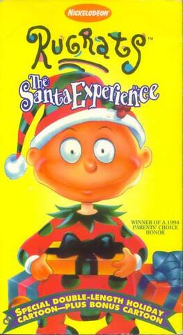 File:TheSantaExperience VHS 1996.jpg