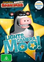 BATB Lights, Camera, Moo! DVD