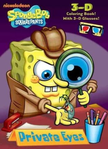File:SpongeBob Private Eyes Book.JPG
