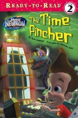 File:Jimmy Neutron The Time Pincher Book.jpg