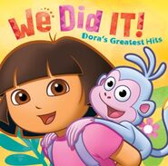 We Did It! Dora's Greatest Hits CD