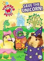 TWP Save the Unicorn! DVD