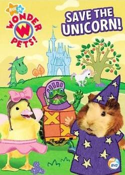 File:TWP Save the Unicorn! DVD.jpg