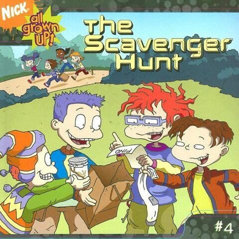 File:All Grown Up The Scavenger Hunt Book.jpg