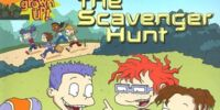 The Scavenger Hunt (All Grown Up! storybook)