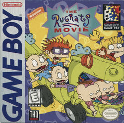 Rugrats Movie Game