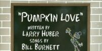 Pumpkin Love