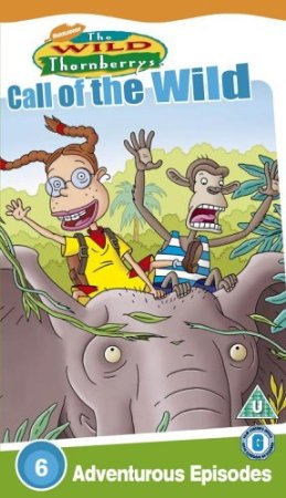 File:The Wild Thornberrys Call of the Wild VHS.jpg
