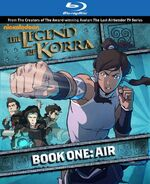 TheLegendOfKorra BookOne Bluray