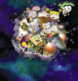 Jimmy Neutron's Nicktoon Blast Promo Picture