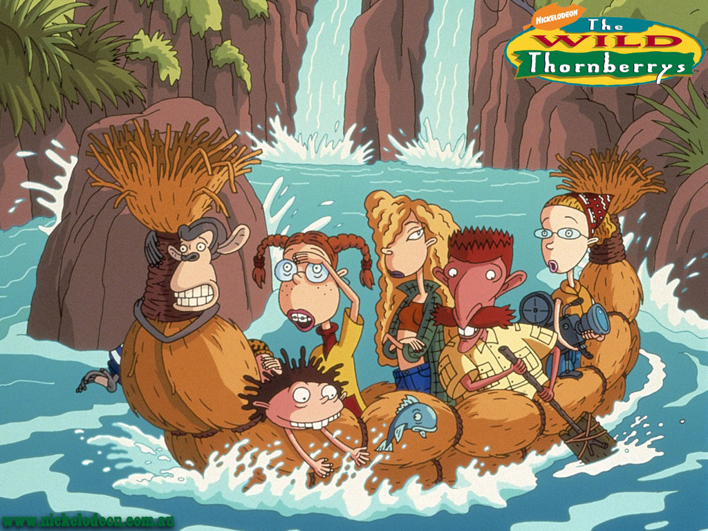 rugrats meet the wild thornberrys game