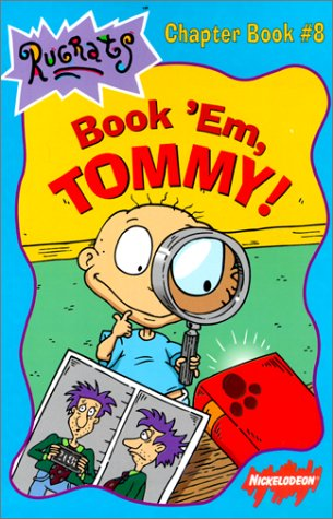 File:Rugrats Book 'em Tommy Book.jpg