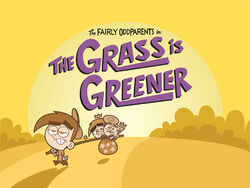Titlecard-The Grass is Greener
