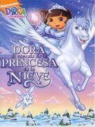 Dora the Explorer Dora Saves the Snow Princess DVD 1