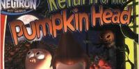 Return of the Pumpkin Head