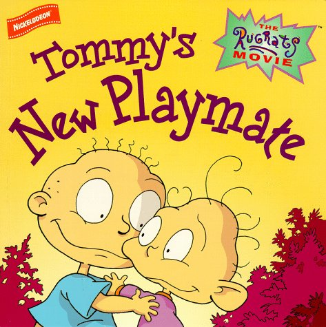File:Rugrats Movie Tommys New Playmate Book.jpg