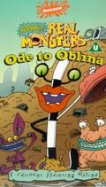 Ode to Oblina VHS