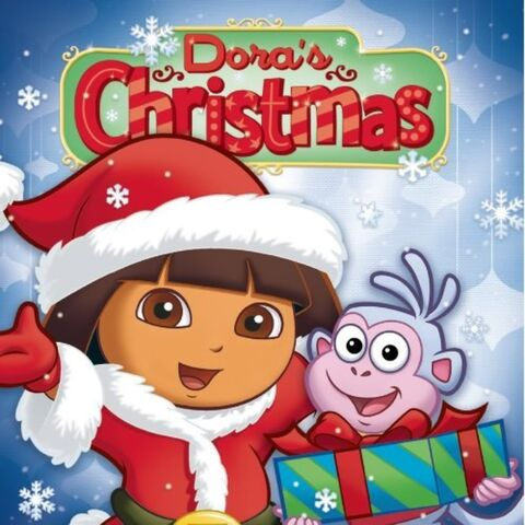 File:Dora's Christmas CD.jpg