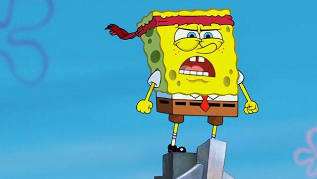 File:Sponge bob sponge out of water.jpg