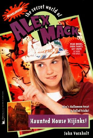 File:The Secret World of Alex Mack Alex Haunted House Hijinks! Book.jpg