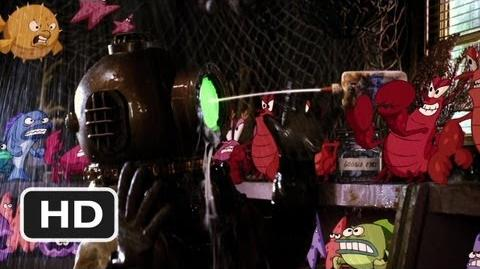 The SpongeBob SquarePants Movie (7 10) Movie CLIP - Shell City Comes Alive (2004) HD