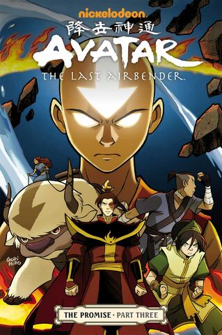 File:Avatar The Last Airbender The Promise Part Three Book.jpg