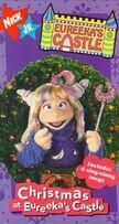 Eureeka's Castle Christmas at Eureeka's Castle VHS 1