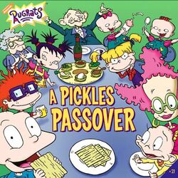 Rugrats A Pickles Passover Book