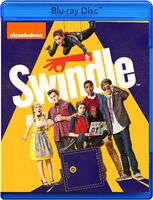 Swindle Blu-ray