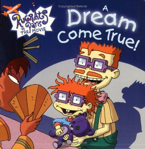 File:Rugrats in Paris A Dream Come True! Book.jpg