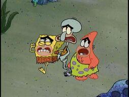 Spongebob bc