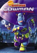 Barnyard DVD = Cowman The uddered avenger