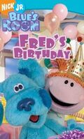Blue's Room Fred's Birthday VHS