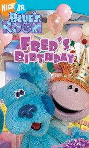 File:Blue's Room Fred's Birthday VHS.jpg