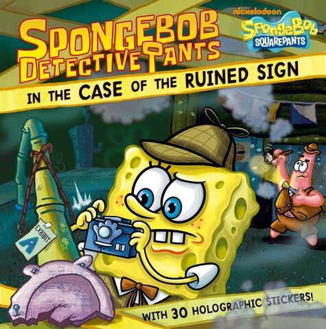 File:SpongeBob The Case of the Ruined Sign Book.jpg