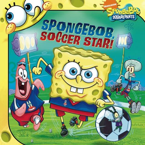 File:SpongeBob SpongeBob Soccer Star! Book.jpg
