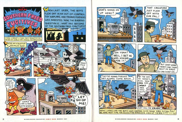 File:Nickelodeon Magazine comic Southern Fried Fugitives March 1997.jpg