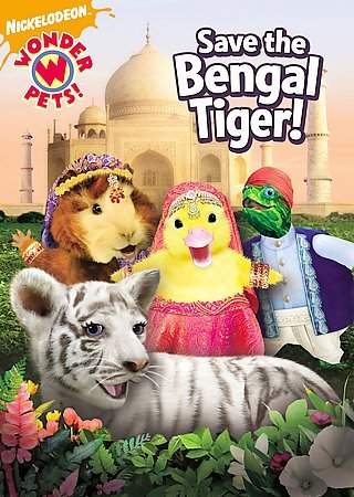 File:TWP Save the Bengal Tiger! DVD.jpg