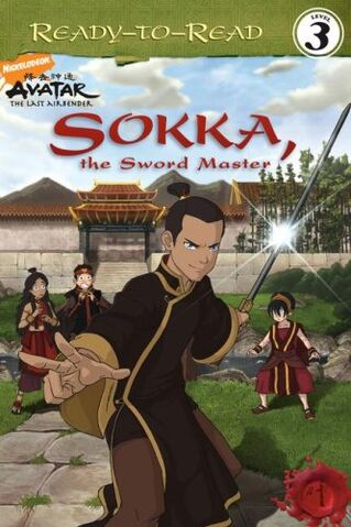 File:Avatar the Last Airbender Sokka the Sword Master Book.jpg