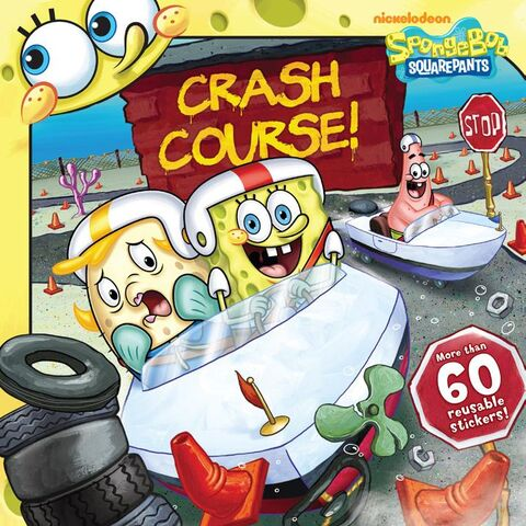 File:SpongeBob Crash Course! Book.jpg