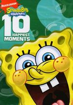 SpongeBob DVD - 10 Happiest Moments