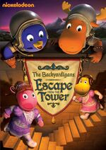 BackyardigansEscapeDVD
